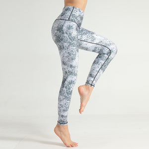 Marble Leggings