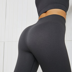 Simple Seamless Fitness Set