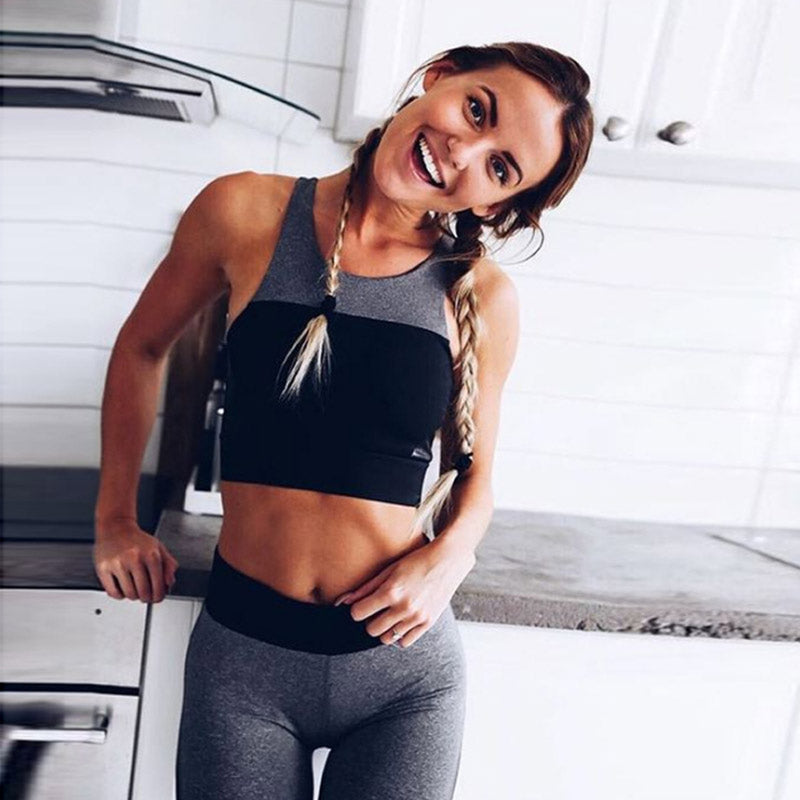 Grayscale Fitness Set