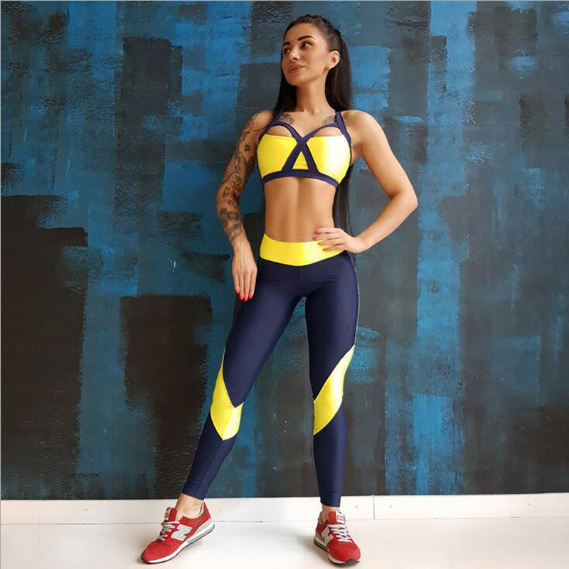 Reflective Fitness Set
