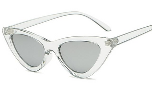 Triangular Cat Eye Sunglasses