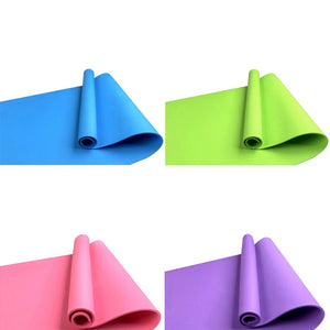 Yoga Mat - Comes In Four Colors