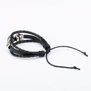 Vegan (Faux) Leather Bracelet