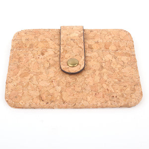 Vegan Cork Card Holder