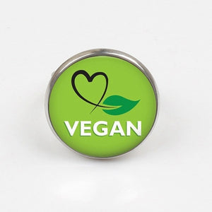 Vegan Adjustable Ring