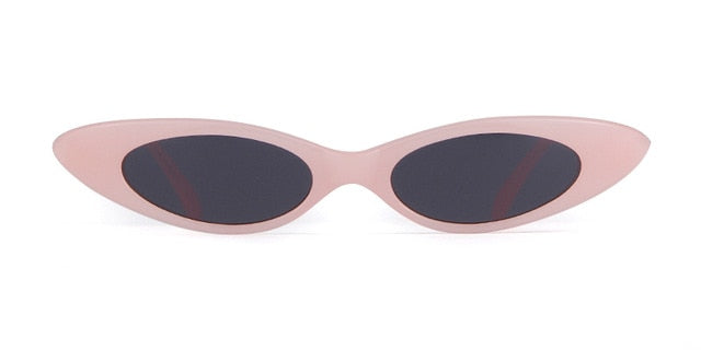 Tiny Cat Eye Sunglasses