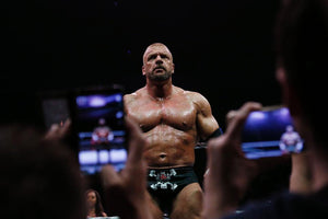 Steroids in sport: Professional wrestling