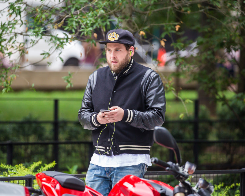 Jonah Hill is looking great for his new film role