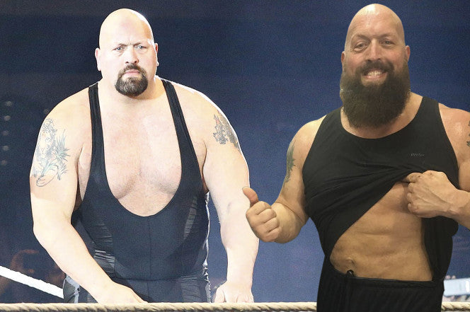 Here is how WWE's The Big Show lost so much weight