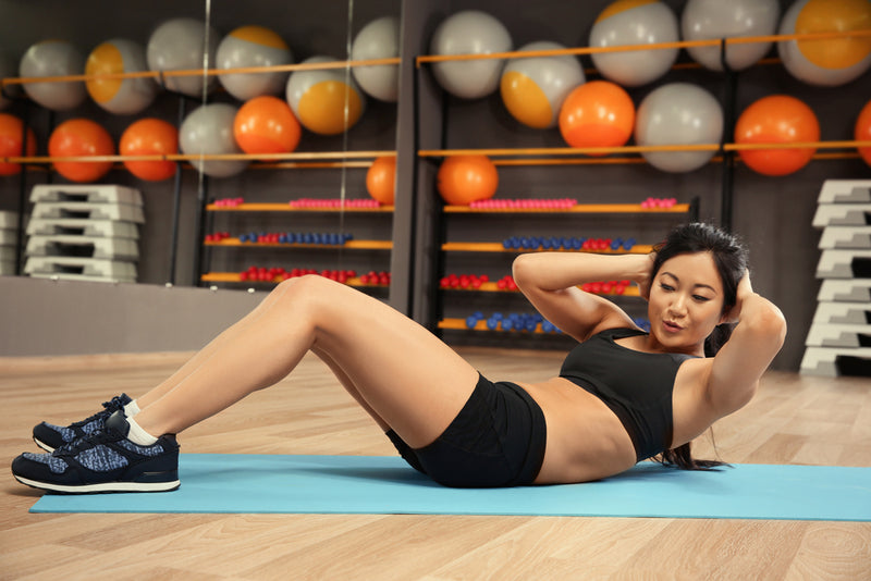 How to sculpt your lower abs with just three simple exercises