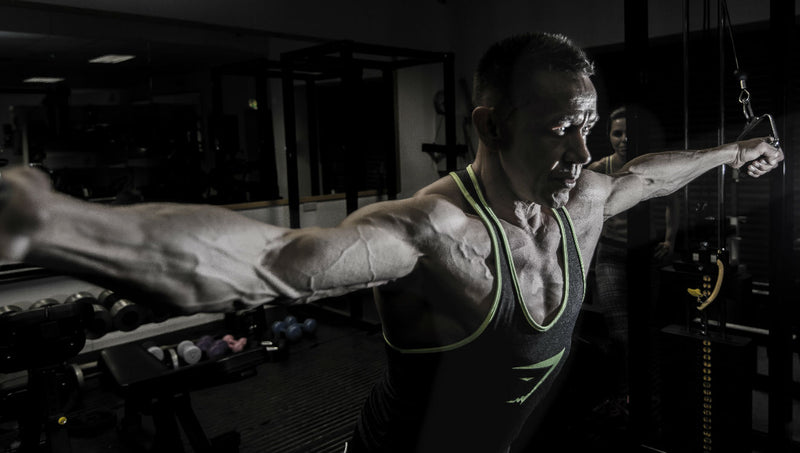Anthony Larson's Top 5 Fitness Tips