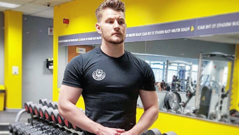 Food and training tips with Connor Laing