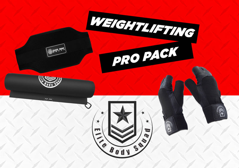 Weightlifter PRO Combo Giveaway!