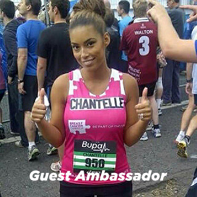 Chantelle Heskey - Elite Body Squad Guest Ambassador