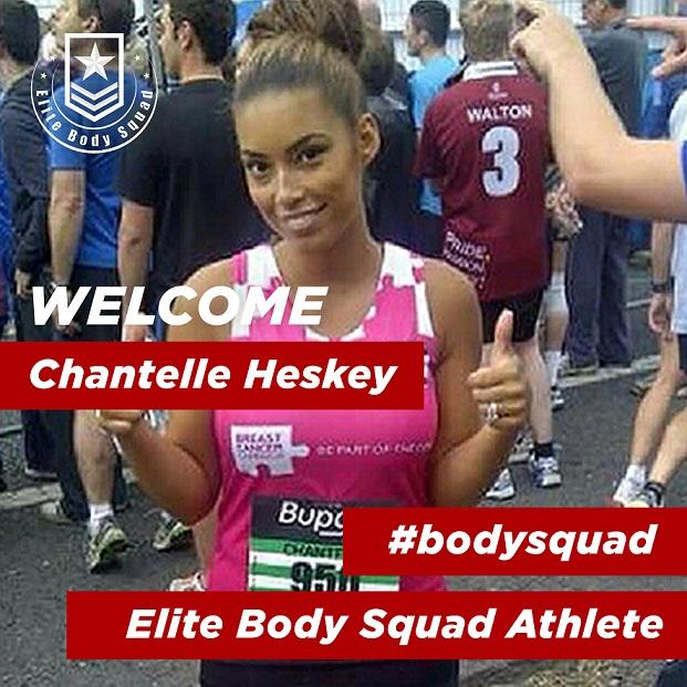 Chantelle Heskey