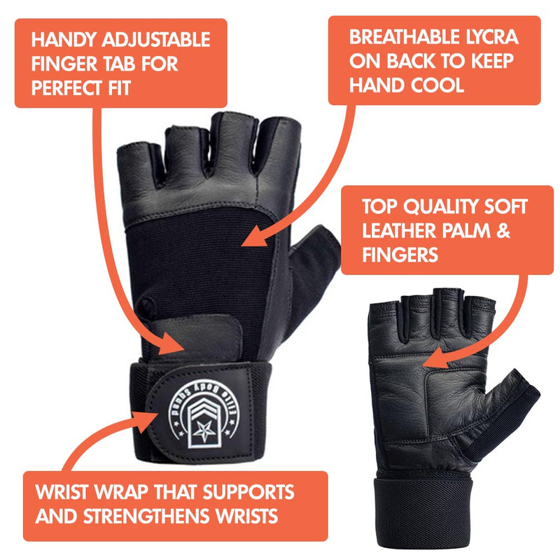 Do You Wear Weight Lifting Gloves?...