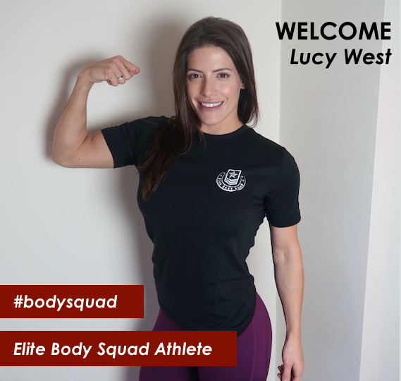 Lucy West - Elite Body Squad Ambassador