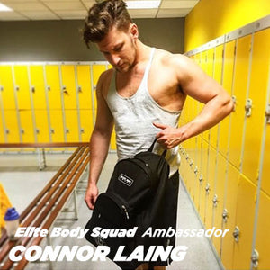 Connor Laing - Elite Body Squad Brand Ambassador