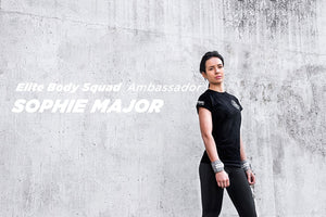 Sophie Major - Elite Body Squad Brand Ambassador