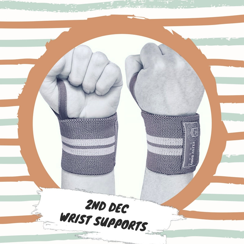 Advent 2nd December - Wrist Supports