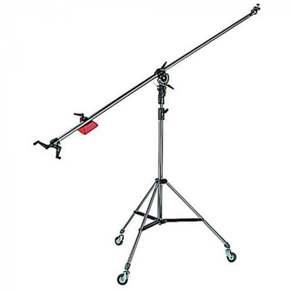 Manfrotto 025BS Super Boom With 008BU Stand