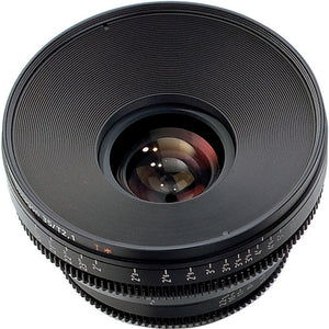 Zeiss Compact Prime CP.2 35mm/T1.5 Super Speed Interchangeable Mount Lens