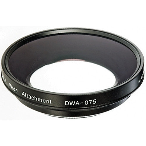 Zunow DWA-075 DSLR Wide Angle Attachment