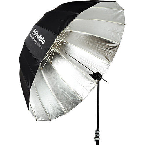 Profoto Deep Silver Umbrella (Large, 51