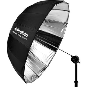 "Profoto Deep Small Umbrella (33"", Silver)"