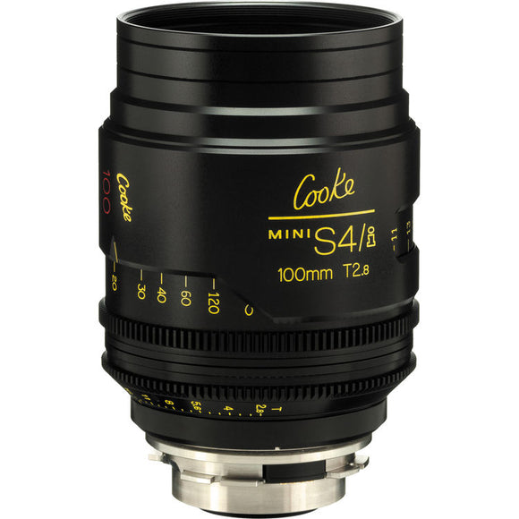 Cooke Mini S4i 100mm T2.8 Prime