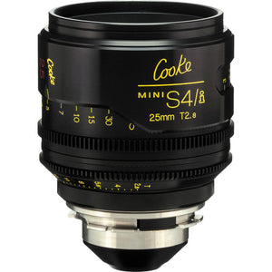 Cooke Mini S4i 25mm T2.8 Prime