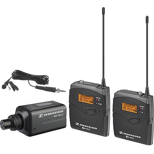 Sennheiser ew 100 ENG G3 Wireless Basic Kit (A1: 470-516 MHz)