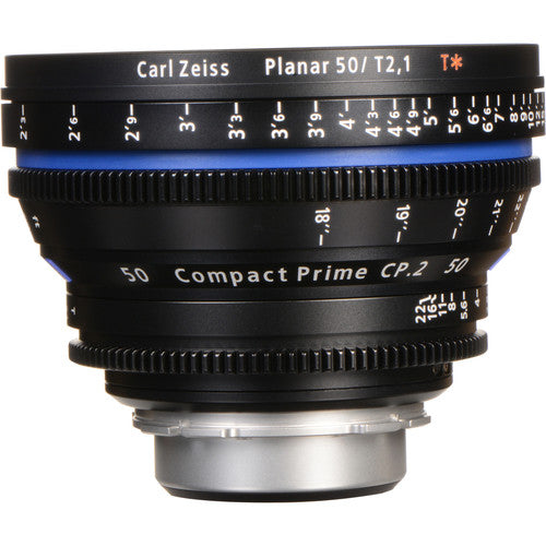 Zeiss Compact Prime CP.2 50mm/T2.1 Cine Lens