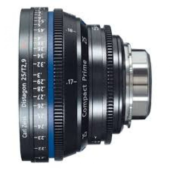 Zeiss Compact Prime CP.1 28mm/T2.1 PL Mount
