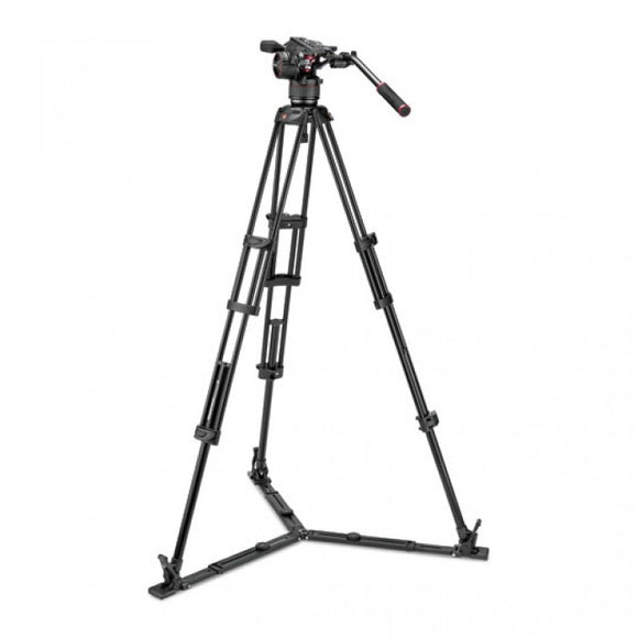 Manfrotto NITROTECH N8 & 546GB TWIN GS