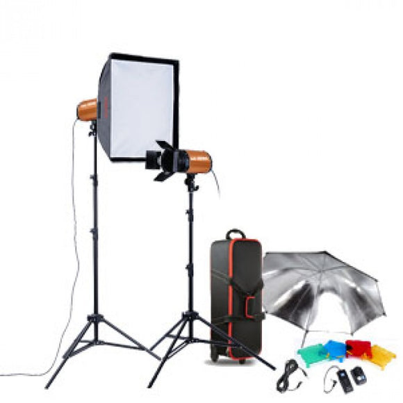 Godox Smart Studio Kit With 2 Heads