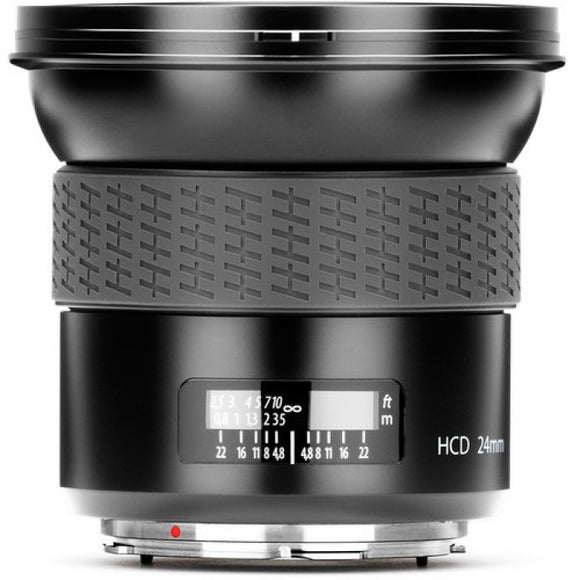 Hasselblad HCD 24mm F/4.8 Wide Angle Prime Lens