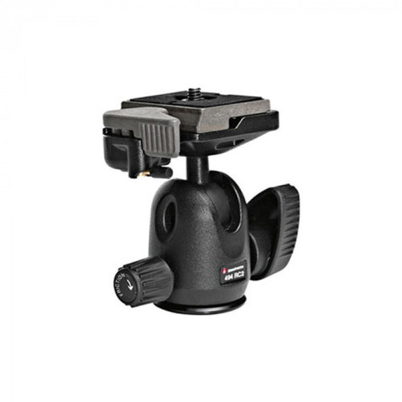 Manfrotto 494 Mini Ball Head With RC2 Quick Release (494RC2)