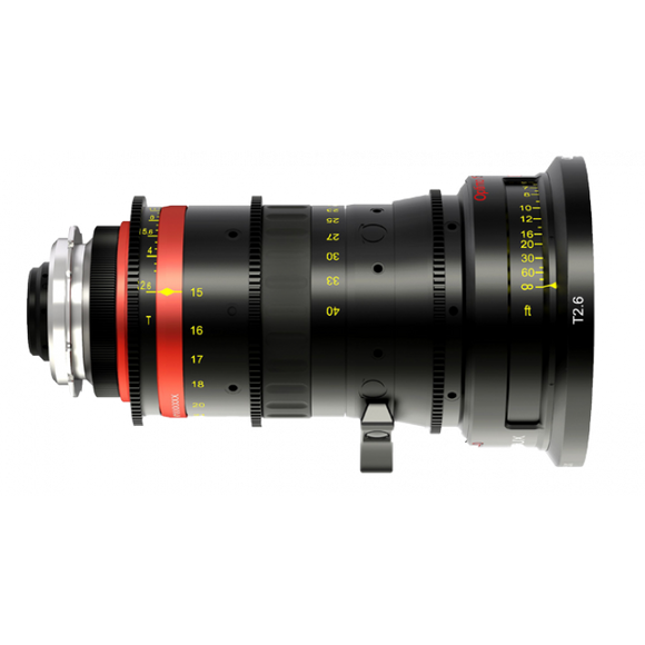 Angenieux Optimo Spherical 15‑40mm Wide Angle Compact Spherical Zoom Lens