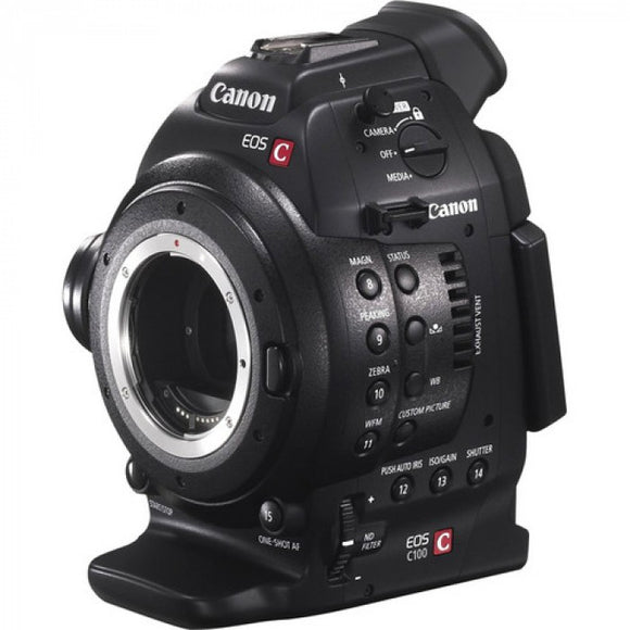 Canon EOS C100 Mark II Cinema EOS Camera (Body Only)