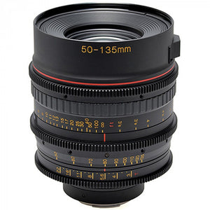 Tokina Cinema 50-135mm T3.0 (Canon EF and PL Mounts)