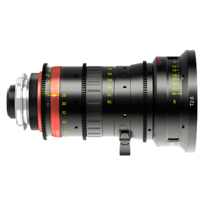Angenieux Optimo Spherical 28‑76mm Wide Angle Compact Spherical Zoom Lens