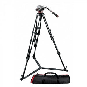 Manfrotto MVH502A,546GB-1 PRO Video Aluminum System 4kg