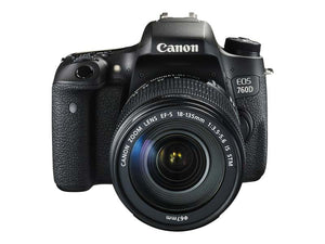 Canon EOS 760D EF-S 18-135 IS STM KIT