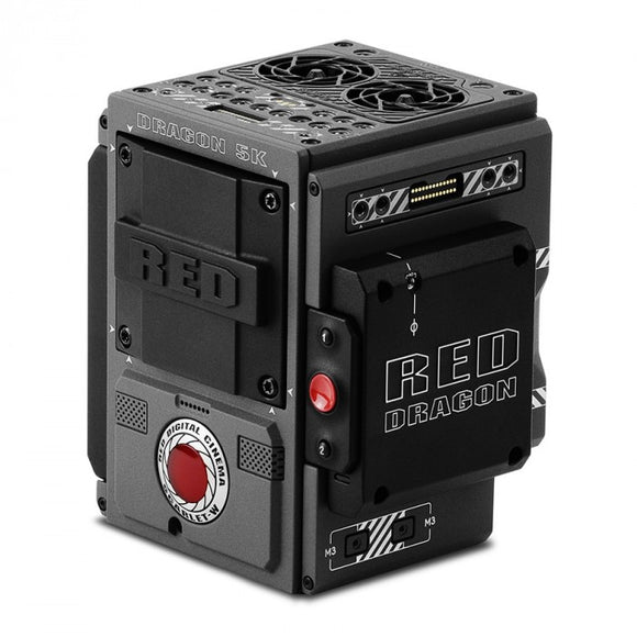 RED SCARLET-W RED Dragon 5K Brain