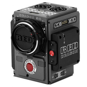 RED SCARLET-W Base I/O V-Lock Package