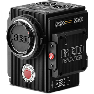 RED Raven Base I/O V-Lock Package Camera