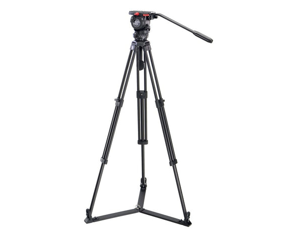 Sachtler (0470) Aluminum Tripod System with FSB 6