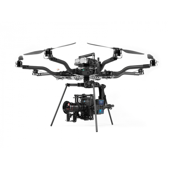 Freefly Alta 8 Drone With FPV Camera System And Futaba