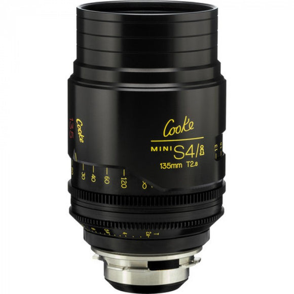 Cooke Mini S4i 135mm T2.8 Prime